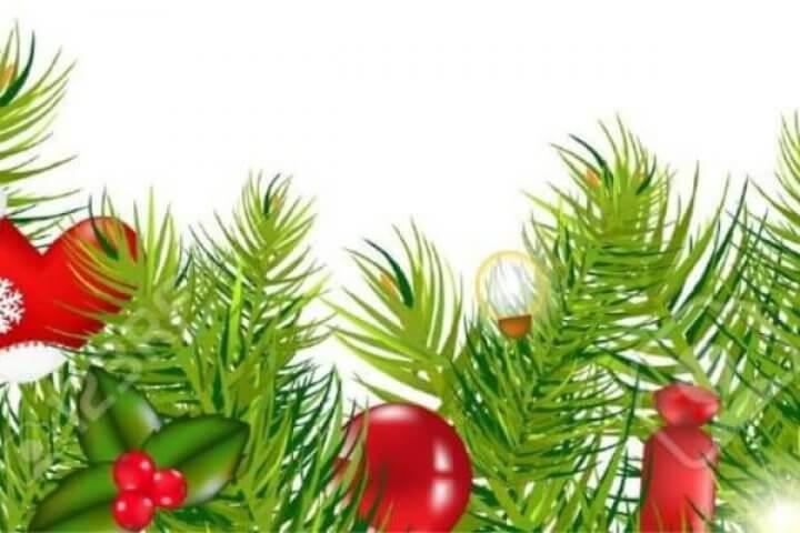 Pine, Christmas Sstockings, Ornaments