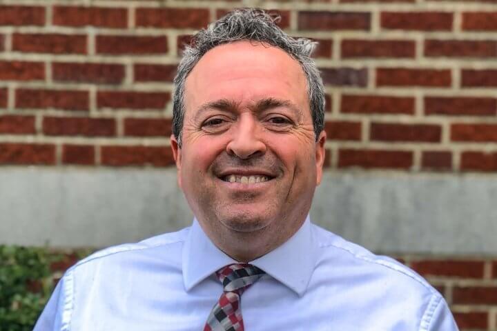 Pastor Vince McDonald