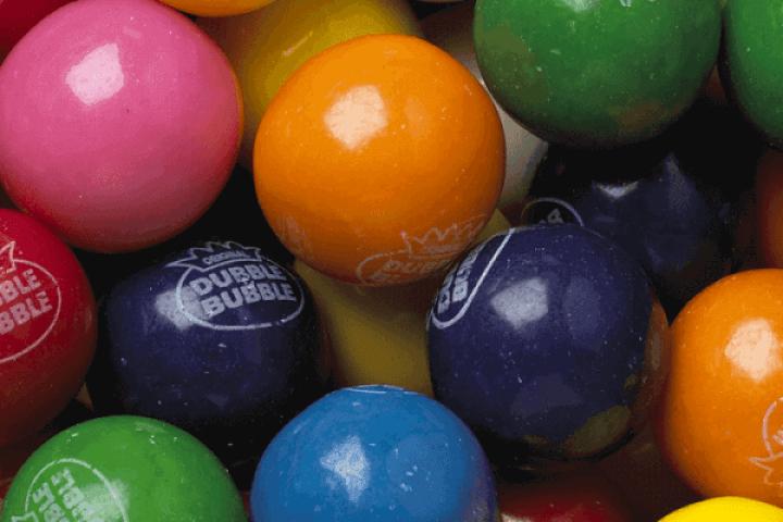 Dubble Bubble Gum Balls